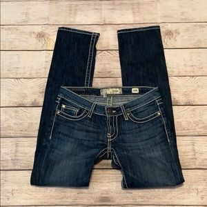 BKE Stella Straight Leg Jeans